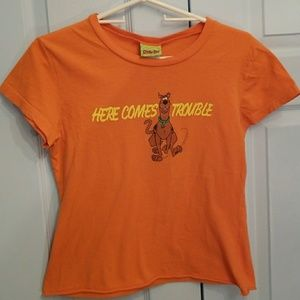 Vintage Scooby Doo licensed tee