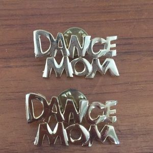Jewelry - Two Dance Mom Pin