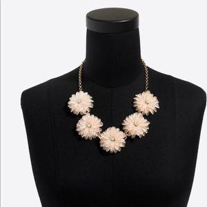 J.crew Dahlia burst necklace, NWT