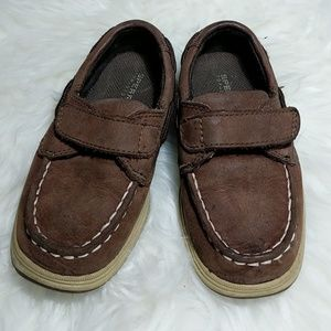 Sperry top sider boys toddler 9M
