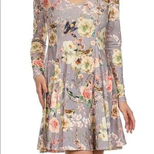 Stunning Cecico Floral Patterned Dress