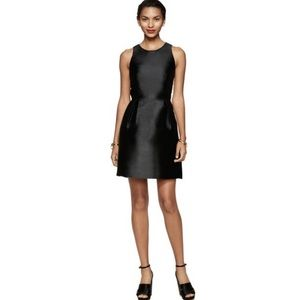 NWT Kate Spade Bow Back Black Dress size 2