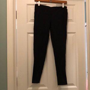 Athleta high waist Chaturanga tight. Small. Black