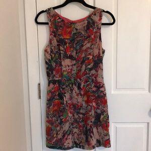 BB Dakota patterned sleeveless dress