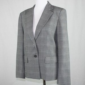 MICHAEL Michael Kors Plaid Blazer