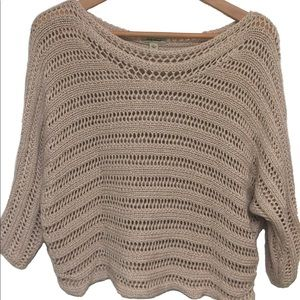 Lucky Brand Knit Sweater