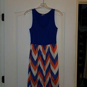 Collegiate dress