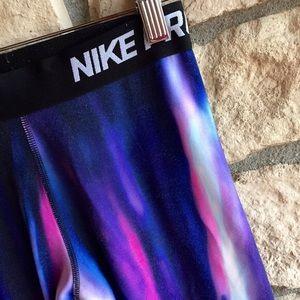 Nike pro warm woman's pants