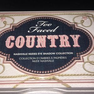 Too Faced Country LE Pallet