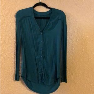 Long sleeve blouse from Loft