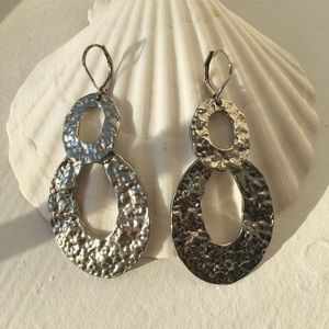 Nordstrom Collection Organic Cascading Earrings