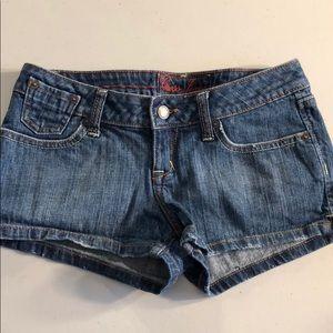 GUESS Short Shorts