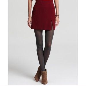 BCBGeneration NWT Slit A-Like Mini Skirt