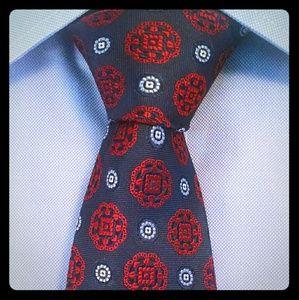 Jos. A. Bank Signature Collection Silk Necktie