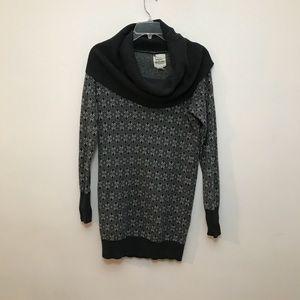 Anthropologie Between Me&You CowlneckSweater Dress