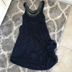 Soprano Navy Blue Sundress