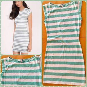 👗 Forever 21 - Stripes Dress