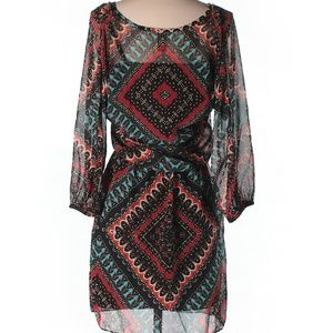 INC fall dress XS