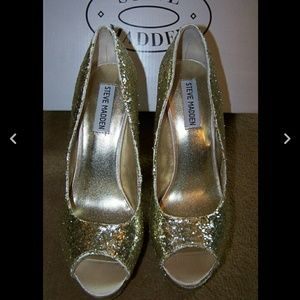 Party Shoes -Steve Madden
