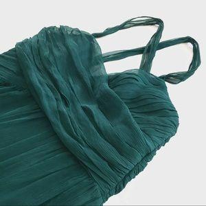 Shoshanna Silk Chiffon Dress