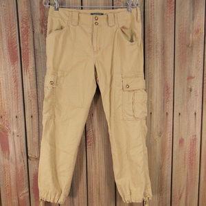RALPH LAUREN Cargo Cotton Khaki Pants 4