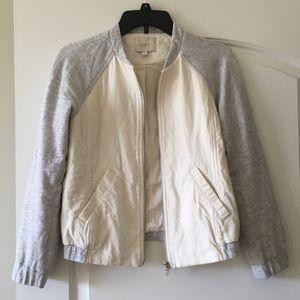 LOFT bomber jacket