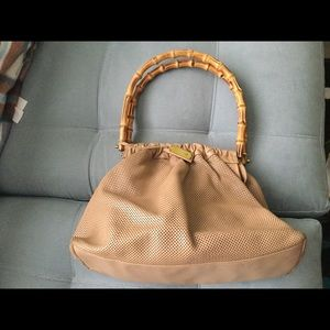 Authentic Gucci Soft Leather Hobo Bag