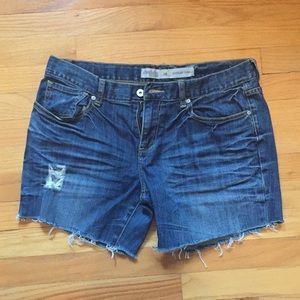 Charlotte Russe Size 10 Jean Shorts