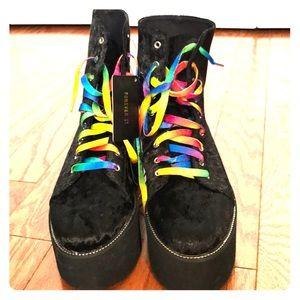 Forever 21 Platform Boots