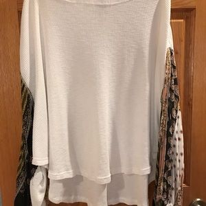 """FREE PEOPLE """"WE THE FREE"""" blossom thermal!"""