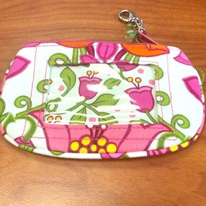 Vera Bradley ID change purse