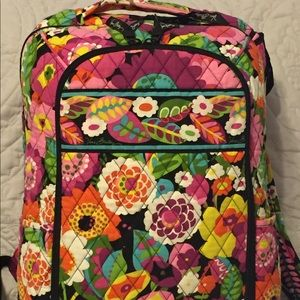 Vera Bradley Backpack in excellent condition.
