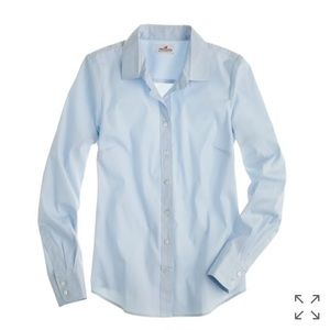 J. Crew Stretch Perfect Shirt
