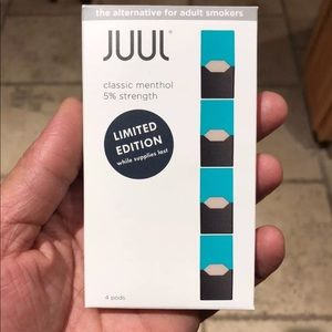 Juul pods classic menthol