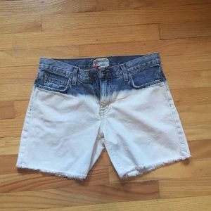 Current/Elliott Jean Short Size 25