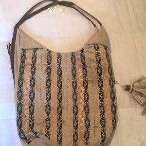 Anthropologie Hobo Bag