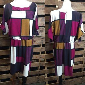 Casual Dress Plus-size