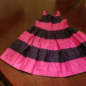 Ralph Lauren dress for toddler girl