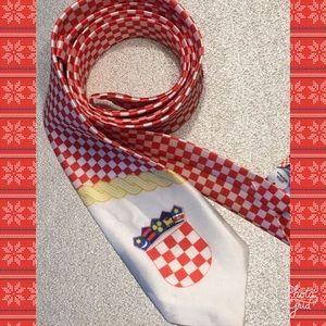 🎁🎄New Croatian tie 👔