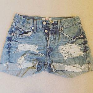 💎 Levi's 501 jean shorts