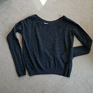 Abercrombie and Fitch Crop Sweater Juniors