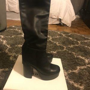 Platform Steve Madden boots