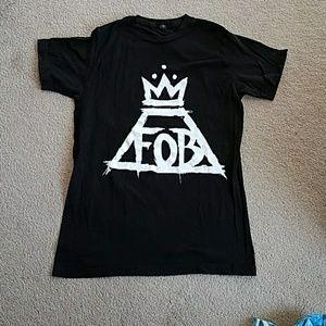 Falk Out Boy Tee Shirt
