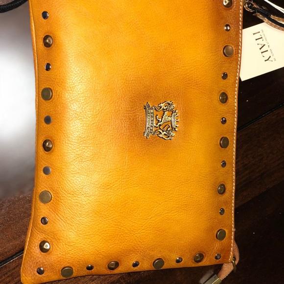 0032edc6806a Pratesi Firenze leather crossbody bag