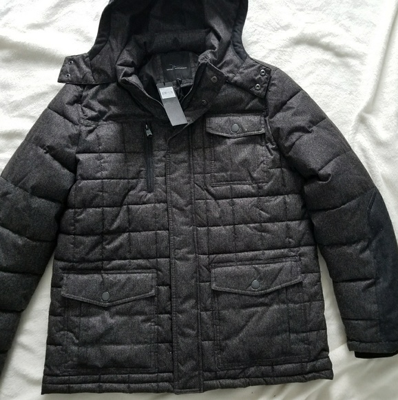 Mens Marc Anthony Size Xl Winter Coat
