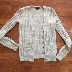 Ralph Lauren Cable knit Sweater.