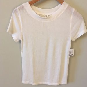 NWT Urban Outfitters Cream Top
