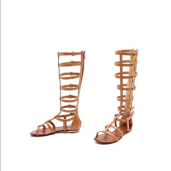 38d671b41b4 Schutz Cyby Flat Gladiator Sandals Shopbop. M 5a2eba069c6fcf752b04373f