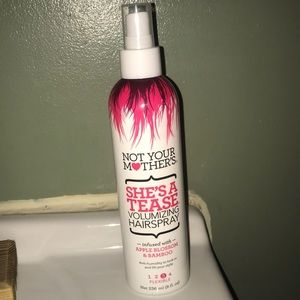 Not Your Mother's hairspray