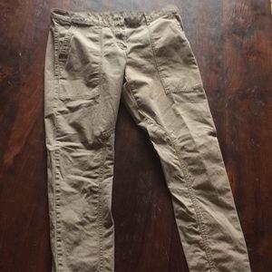 Gap Super Skinny Khaki Pants